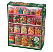 Cobble Hill Puzzles Cobble Hill Candy Shelf Puzzle 1000pcs