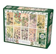 Cobble Hill Puzzles Cobble Hill Botanicals by Verneuil Puzzle 1000pcs