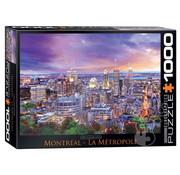 Eurographics Eurographics Montreal La Métropole Puzzle 1000pcs