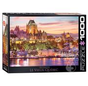 Eurographics Eurographics Le Vieux-Québec Puzzle 1000pcs