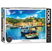 Eurographics Eurographics Portofino, Italy Puzzle 1000pcs