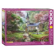 Eurographics Eurographics Blooming Garden Puzzle 1000pcs