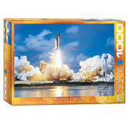 Eurographics Eurographics Space Shuttle Take-off Puzzle 1000pcs