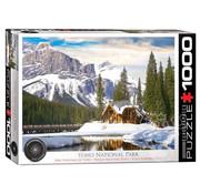 Eurographics Eurographics Yoho National Park, British Columbia Puzzle 1000pcs
