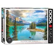 Eurographics Eurographics Maligne Lake, Alberta Puzzle 1000pcs