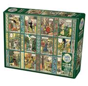 Cobble Hill Puzzles Cobble Hill Jardiniere: A Gardener's Calendar Puzzle 1000pcs
