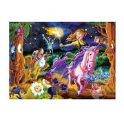 Cobble Hill Puzzles Cobble Hill Mystical World Family Puzzle 350pcs