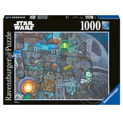 Ravensburger Ravensburger Star Wars Where's Wookie Puzzle 1000pcs