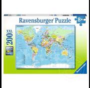 Ravensburger Ravensburger The World Puzzle 200pcs XXL