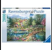 Ravensburger Ravensburger Shades of Summer Puzzle 2000pcs