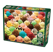 Cobble Hill Puzzles Cobble Hill Ice Cream Puzzle 1000pcs