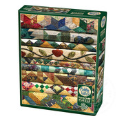 Cobble Hill Puzzles Cobble Hill Grandma's Quilts Puzzle 1000pcs