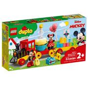 LEGO® LEGO® DUPLO® MIckey & Minnie Birthday Train