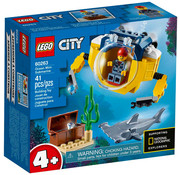 LEGO® LEGO® 4+ City Ocean Mini-Submarine