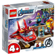 LEGO® LEGO® 4+ Marvel Avengers Iron Man vs Thanos