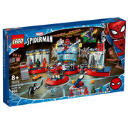 LEGO® LEGO® Marvel Spider-Man Attack on the Spider Lair
