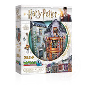 Wrebbit Wrebbit Harry Potter Diagon Alley Collection: Weasley's Wizard Wheezes and Daily Prophet™ Puzzle 285pcs