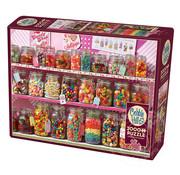 Cobble Hill Puzzles Cobble Hill Candy Store Puzzle 2000pcs