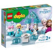 LEGO® LEGO® DUPLO® Elsa and Olaf's Tea Party