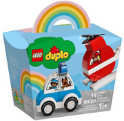 LEGO® LEGO® DUPLO® Fire Helicopter & Police Car