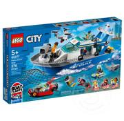 LEGO® LEGO® City Police Patrol Boat
