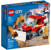 LEGO® LEGO® City Fire Hazard Truck