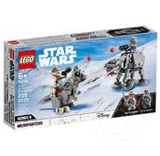 LEGO® LEGO® Star Wars AT-AT vs. Tauntaun Microfighters