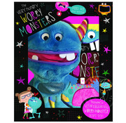Make Believe Ideas The Very Hungry Worry Monsters Gift Set