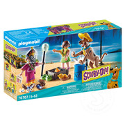 Playmobil Playmobil SCOOBY-DOO! Adventure with Witch Doctor