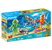 Playmobil Playmobil SCOOBY-DOO! Adventure with Ghost Diver