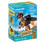 Playmobil Playmobil SCOOBY-DOO! Collectible Pilot Figure