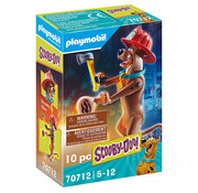 Playmobil Playmobil SCOOBY-DOO! Collectible Firefighter Figure