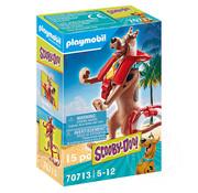 Playmobil Playmobil SCOOBY-DOO! Collectible Lifeguard Figure