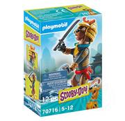 Playmobil Playmobil SCOOBY-DOO! Collectible Samurai Figure