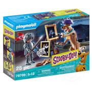 Playmobil Playmobil SCOOBY-DOO! Adventure with Black Knight