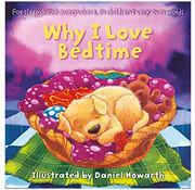 Harper Collins Why I Love Bedtime Board Book