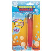 Toysmith Touchable Bubbles