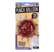 Toysmith Glitter Punch Balloon