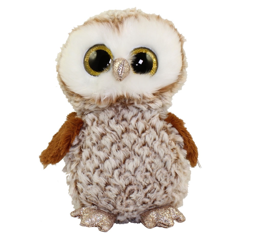 TY Beanie Boos Percy Med RETIRED