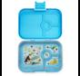 YumBox Panino 4 Compartment - Nevis Blue