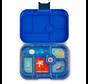 YumBox Original 6 Compartment - Neptune Blue