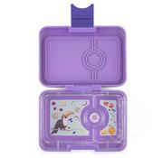 Yumbox YumBox Mini Snack 3 Compartment - Dreamy Purple