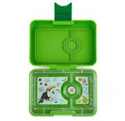 Yumbox YumBox Mini Snack 3 Compartment - Avocado Green