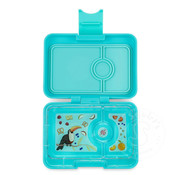 Yumbox YumBox Mini Snack 3 Compartment - Misty Aqua