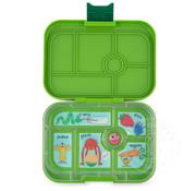 Yumbox YumBox Original 6 Compartment - Go Green