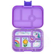 Yumbox YumBox Original 6 Compartment - Dreamy Purple