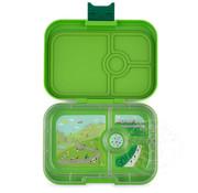 Yumbox YumBox Panino 4 Compartment - Go Green