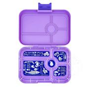 Yumbox YumBox Tapas 5 Compartment - Dreamy Purple