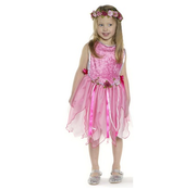 Great Pretenders Great Pretenders Forest Fairy Tunic Pink (Size 3-4)