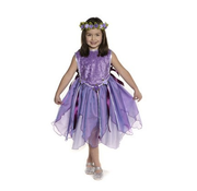 Great Pretenders Great Pretenders Forest Fairy Tunic Lilac (Size 5-6)